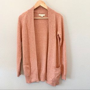 Urban Outfitters Staring At Stars Open Cardigan